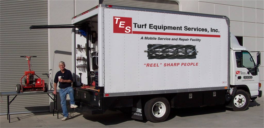 Reel Sharp Turf Equipment Services